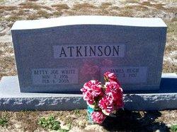 Betty Joe <i>White</i> Atkinson