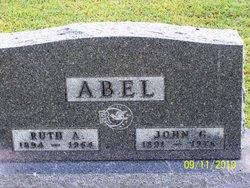 John G Abel