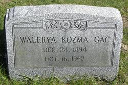 Walerya <i>Kozma</i> Gac