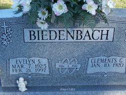 Evelyn <i>Stollar</i> Biedenbach