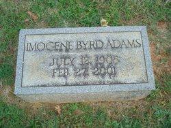 Imogene Byrd Adams