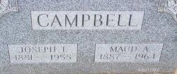 Maud A <i>Nixon</i> Campbell