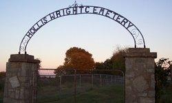 Hollis Wright Cemetery