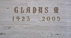 Gladys M. <i>Cobleigh</i> Anderson