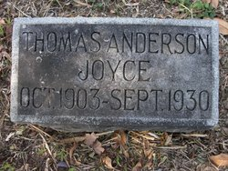 Thomas Jefferson Joyce