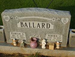Norma Jean <i>Dryden</i> Ballard