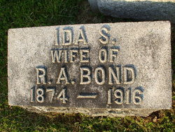 Ida Bob <i>Souther</i> Bond