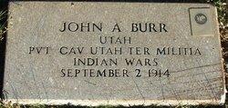 John Atlantic Burr