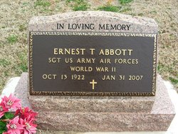 Ernest T. Abbott
