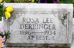 Rosa Lee <i>Woodrum</i> Derringer