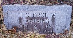 Joseph George Watkins