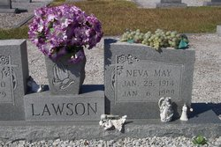 Neva May <i>Cole</i> Lawson