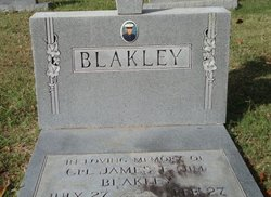James Edward Blakley