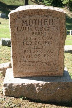 Laura C <i>Whitaker</i> Baxter