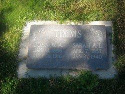 John William Avery Timms