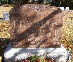 Carleton E Edwards