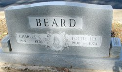 Lottie Lee <i>Brandon</i> Beard