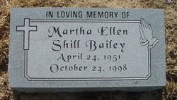 Ellen <i>Shill</i> Bailey