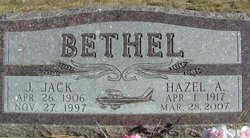 Hazel Aldena <i>Hufford</i> Bethel