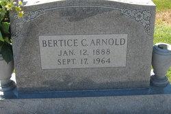 Bertice C Arnold