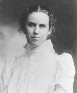 Edith Buckland Webb