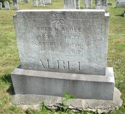 Blanche E. <i>Quinnam</i> Albee