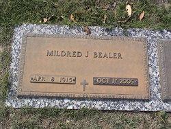 Mildred J <i>Dunkin</i> Bealer