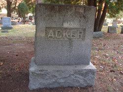 George J. Acker