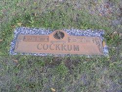 Virgie Etta <i>Thompson</i> Cockrum