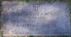 Roberta O Deskins