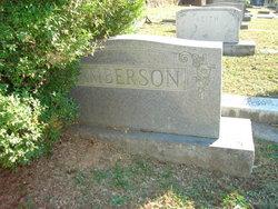 Nancy Elizabeth <i>Miller</i> Amberson