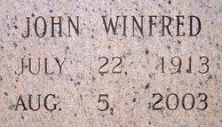 John Winfred Tyler