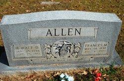 Frances <i>Miller</i> Allen