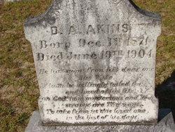 David A Akins