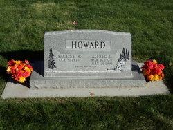 Pauline Ruth <i>Hood</i> Howard