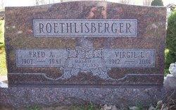 Virgil L. <i>Epple</i> Roethlisberger