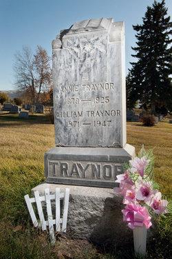 Annie <i>Fegan</i> Traynor