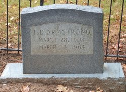 Thomas Douglas Armstrong