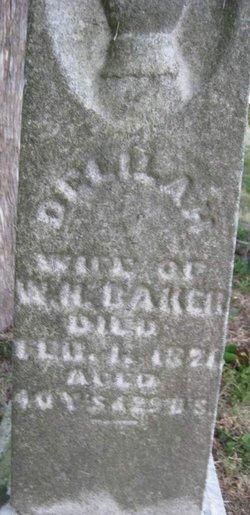 Delilah <i>Birdsell</i> Baker