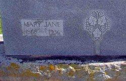 Mary Jane <i>Porter</i> Lineberry