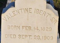 Valentine Ibert, Sr