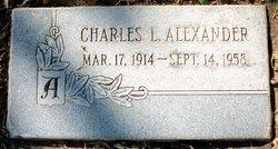 Charles Lester Alexander