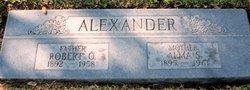 Robert Otto Alexander