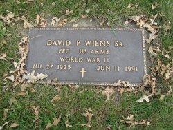 David Peter Wiens, Sr