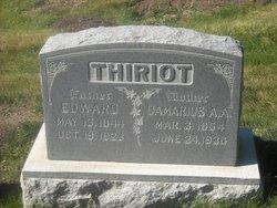Damarius Ann Avery <i>Timms</i> Thiriot