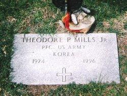 Theodore Parker Mills, Jr