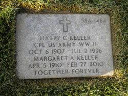 Margaret A Keller