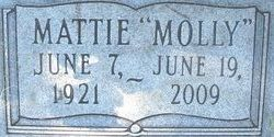 Mattie Lee <i>Jones</i> Garner