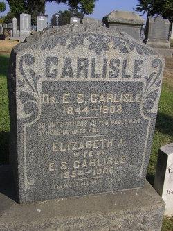 Dr Eber S. Carlisle