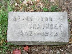 Grace Florence <i>Dodd</i> Chauncey